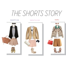 Let's Talk Shorts!