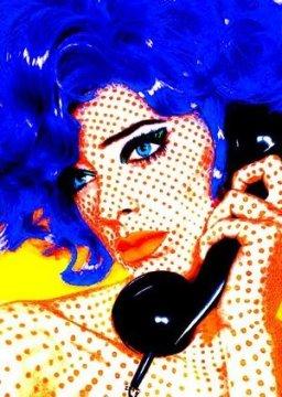 Southern Belle – Pop Art Movement