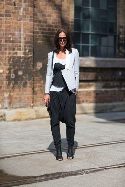 MBFW Australia Street Stylers Do Summer Chic Proud