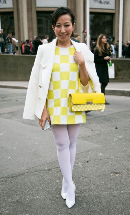 Street Style does Mod